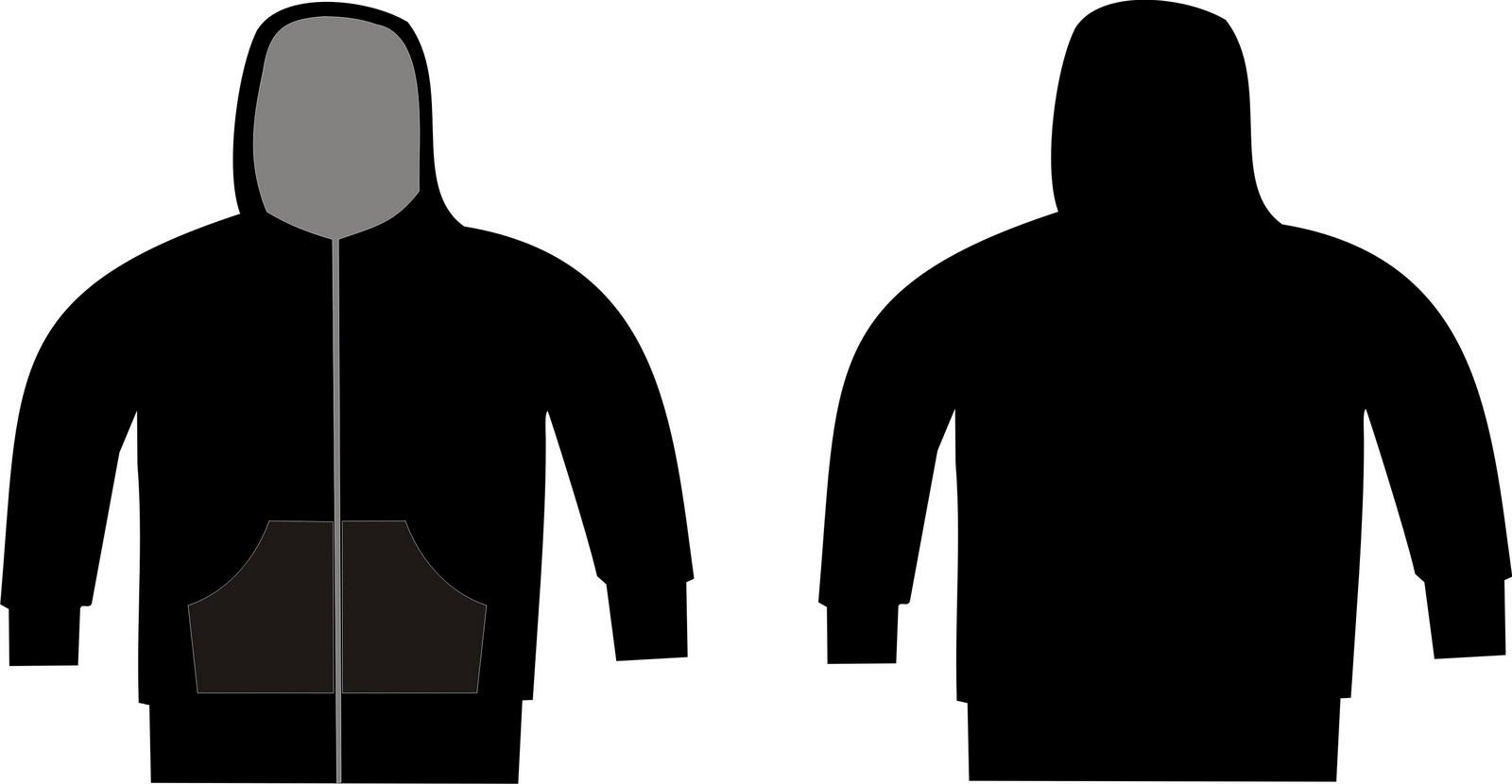 Terbaru Mentahan Jaket Polos Depan Belakang Sablon Kaos Sablon Kaos