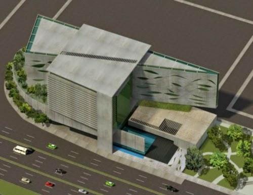 Edificio Cemex. Augusto Quijano