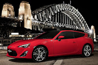 Toyota GT86 Shooting Brake Concept (2016) Front Side