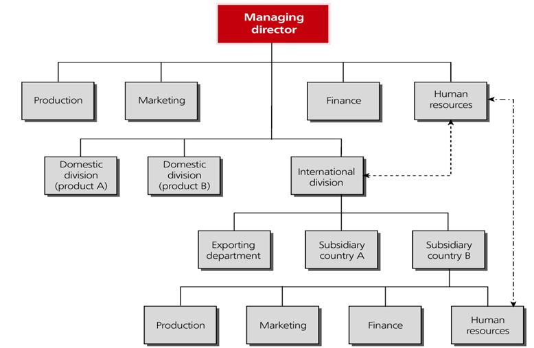 Berbagi Catatan The Organizational Context International Human