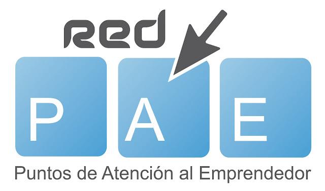 Logo de los Punto de Atención al Emprendedor