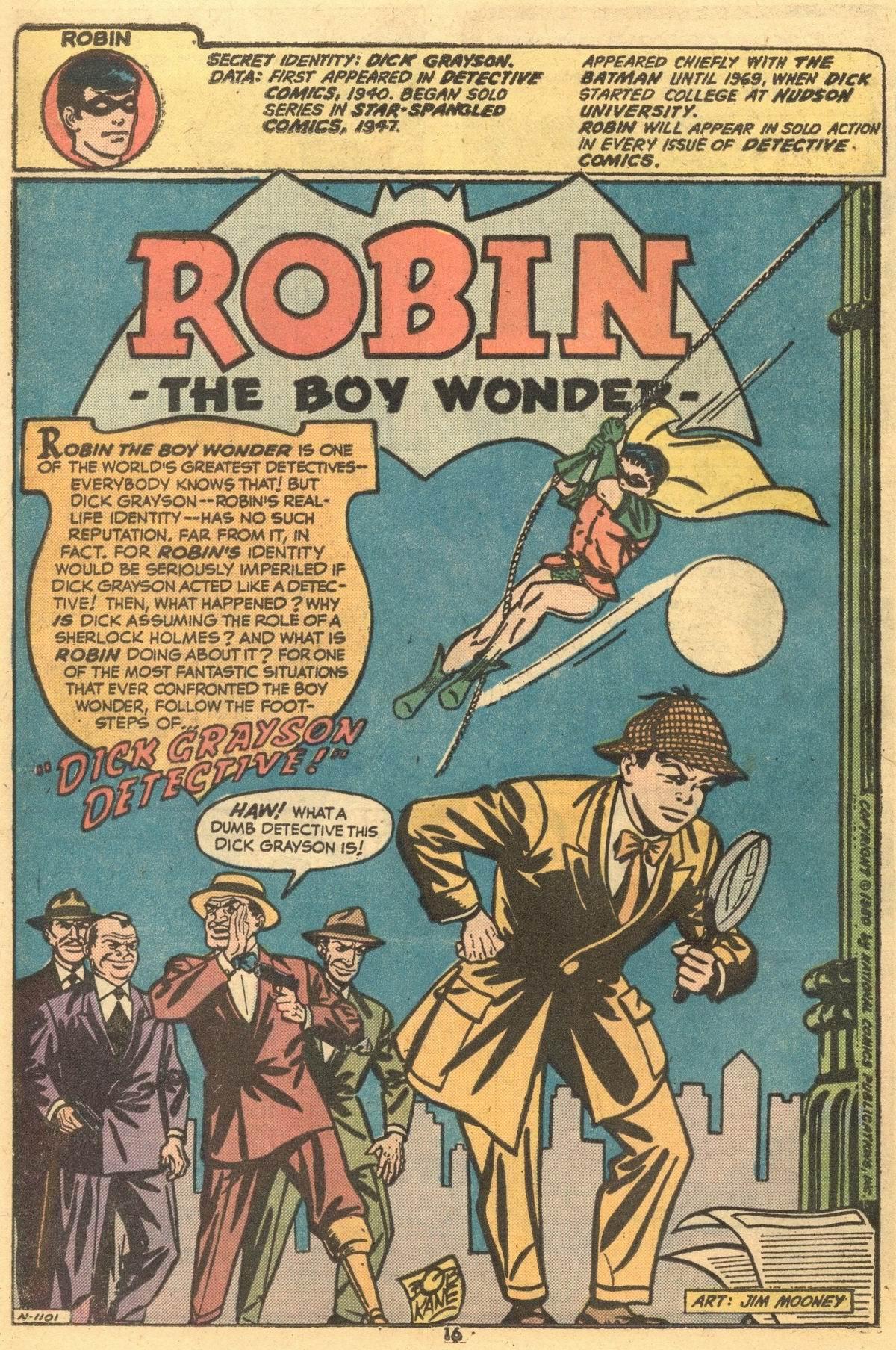 Detective Comics (1937) 444 Page 15