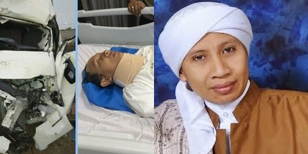 Buya Yahya Alami Kecelakaan Di Tol Cipali, Masyarakat Dan Netizen Kirimkan Doa Untuk Kesembuhannya