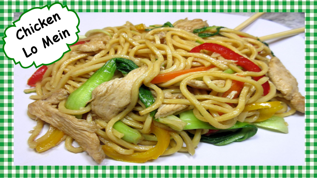 Tess cooks4u how to make the best chicken lo mein chinese food recipe this chinese chicken lo mein dinner is easy and yummy ill show you in this video recipe how to make the best chinese chicken lo mein stir fry dinner and forumfinder Choice Image