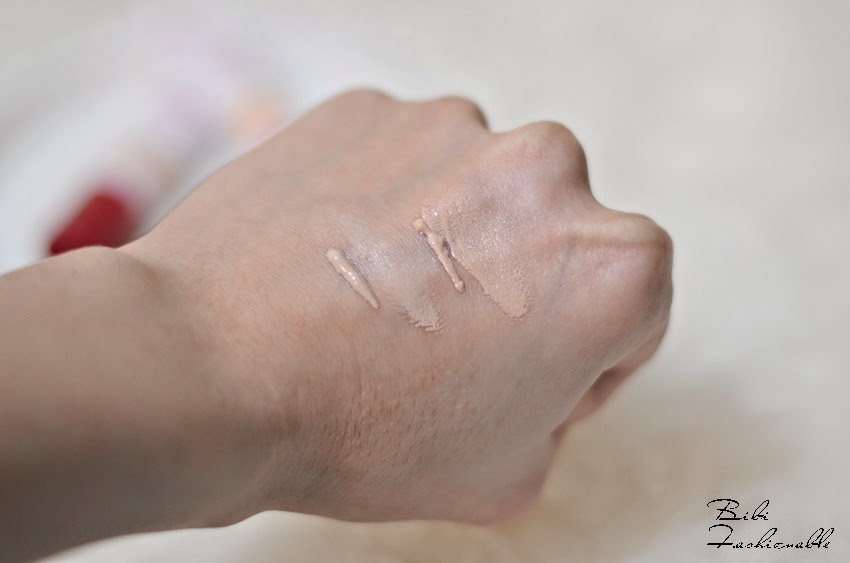 essence all about matt high covering concealer Swatches