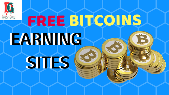 best bitcoin earning site