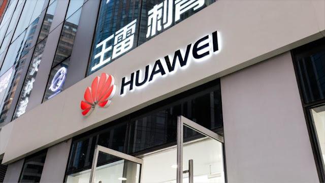 "China denuncia ""represión política"" de EEUU contra Huawei"