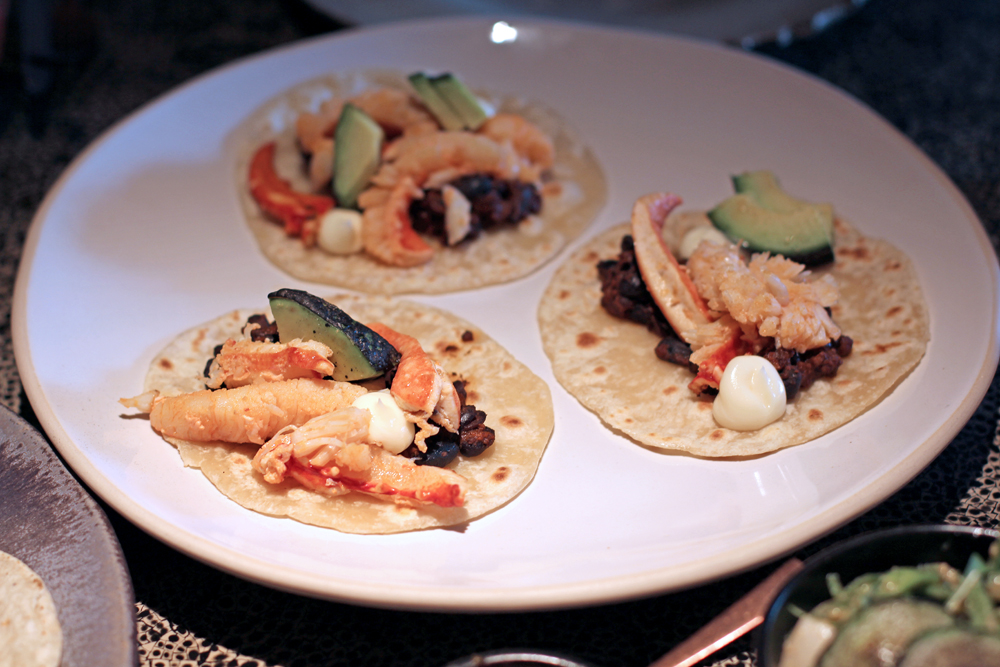 Ella Canta, Mexican Restaurant, Park Lane Intercontinental, London - UK lifestyle blog