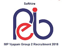 MP Vyapam Group 2 Recruitment