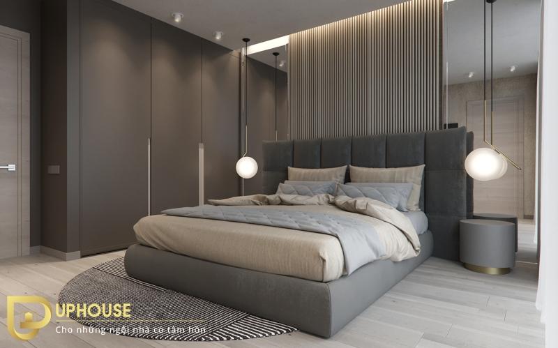 Phòng ngủ phong cách tân cổ điển 04