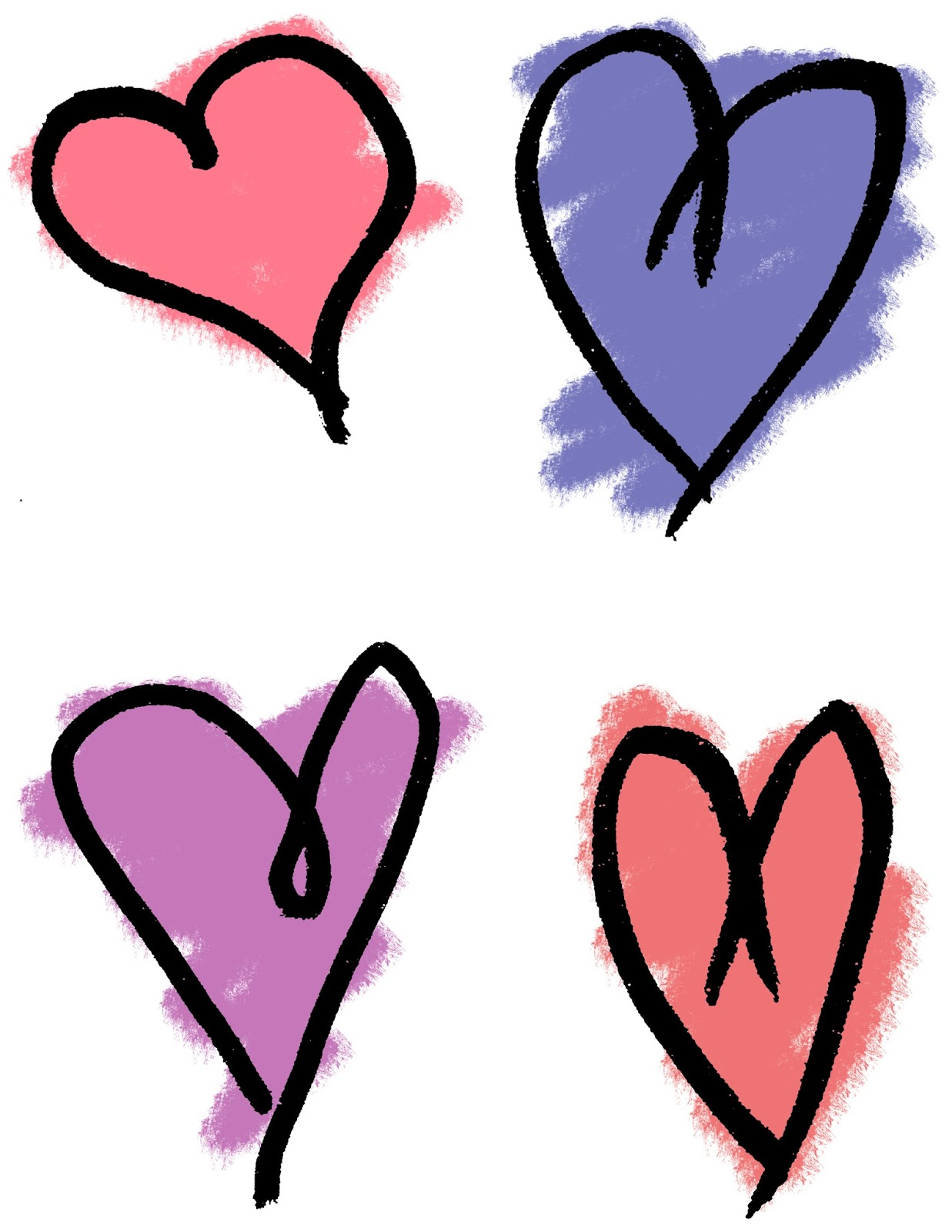 Drawn Hearts Clipart 43 Amazing Cliparts Dhc Yespress Info