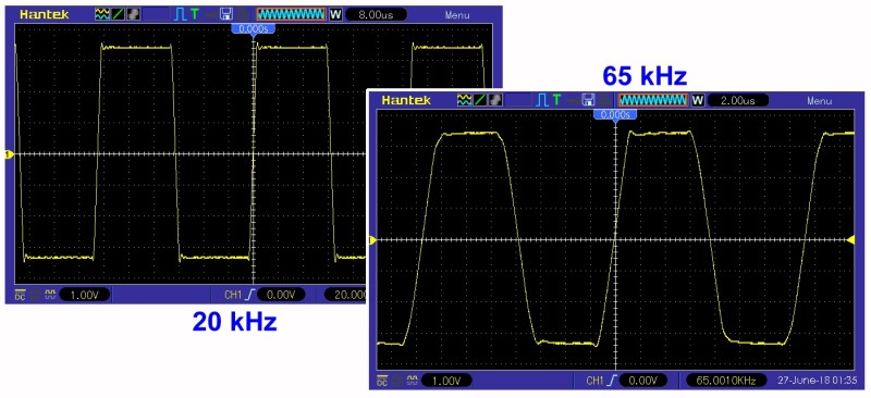 Chinese electronics products tested: FG-050 function