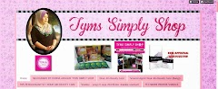 Tempahan Design Blog : Tyms Simply Shop