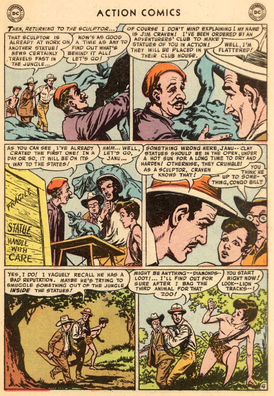 Action Comics (1938) 206 Page 30