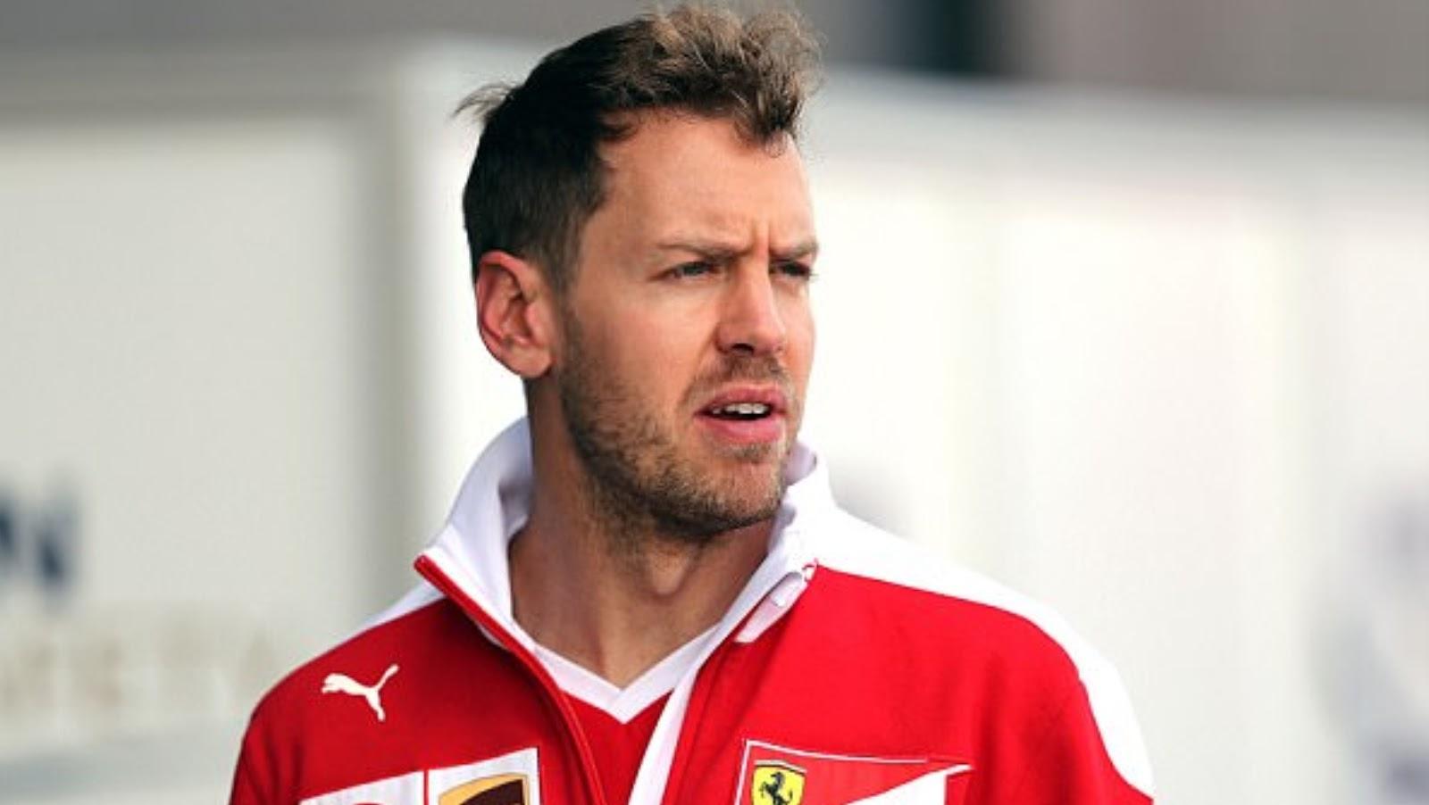 How much Sebastian Vettel Earn from Ferrari Contract