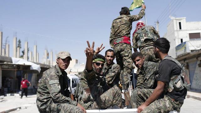 Προελαύνουν προς το Χαλέπι οι Κούρδοι με ρωσική υποστήριξη