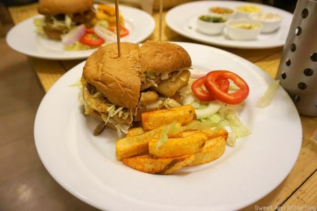 Doolally Taproom Burgers