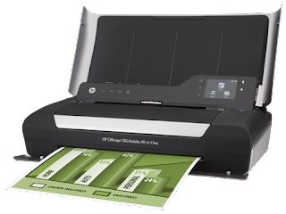 HP Officejet 150 Mobile All-in-One Printer - L511a Driver Download