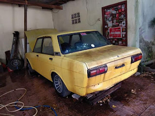 Datsun 510 tahun 1972 Dijual