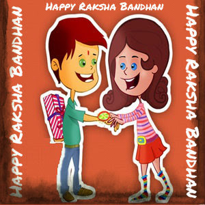 Happy Raksha Bandhan 2017 Whatsapp DP