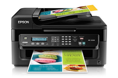 Epson WF 2520 Treiber Download Für Mac Und Windows