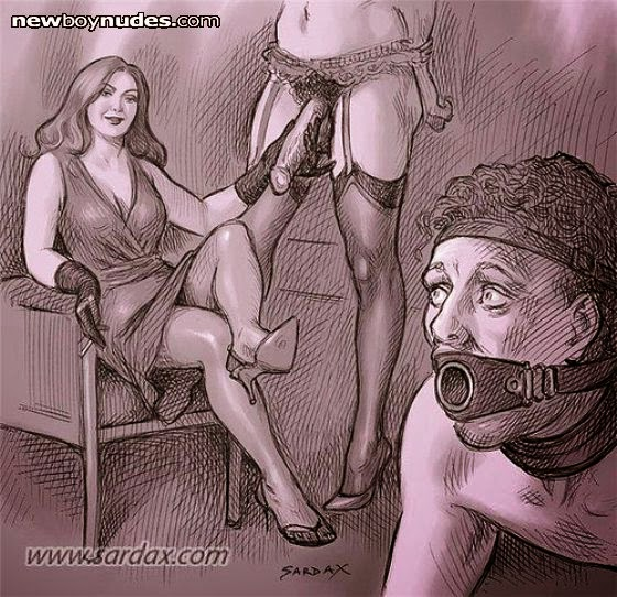 and humiliates date spanks female dominant