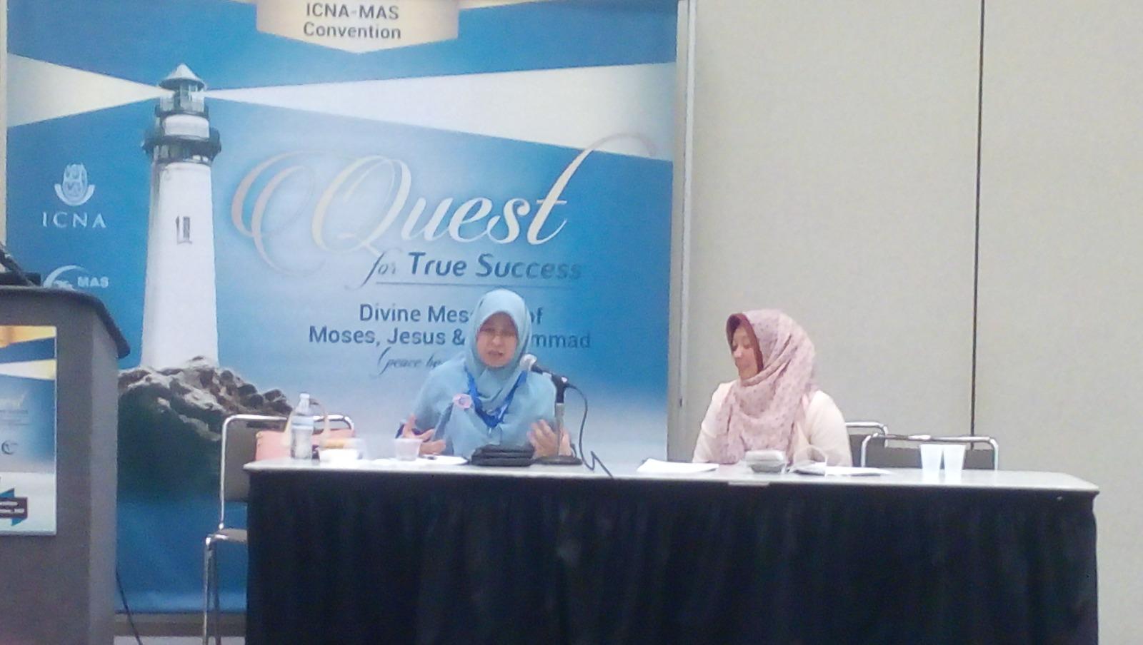 Dakwah Komunitas Muslim Indonesia di Amerika