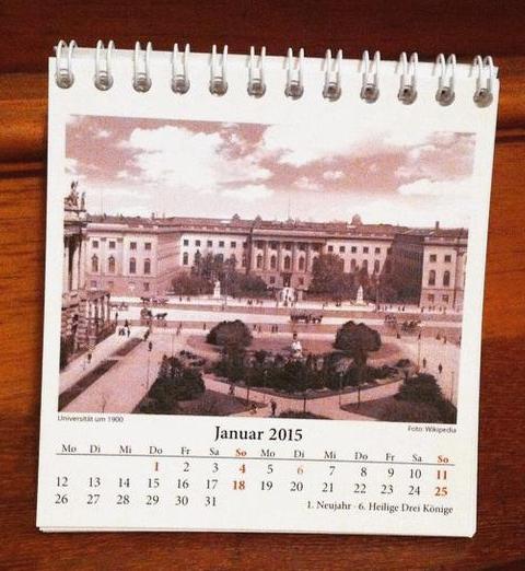 Humboldt Universität, Berlim