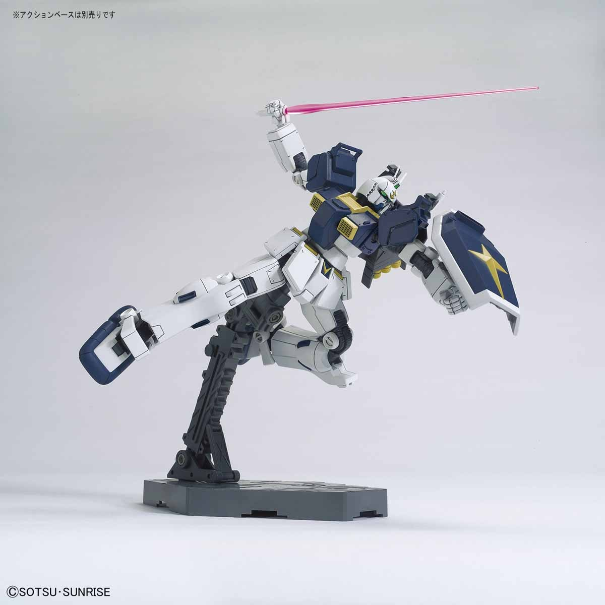 HG 1/144 Ground Gundam Type S [Gundam Thunderbolt ver.]