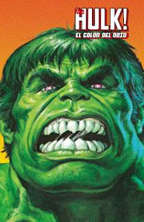 THE HULK 1 EL COLOR DEL ODIO  Marvel comic de Moench, Wilson, Zeck  y Colan