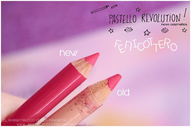fenicottero-differenze-BioPastello labbra Neve Cosmetics  pastello revolution