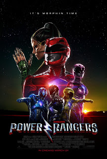 Power Rangers (2017) Movie Banner Poster 20