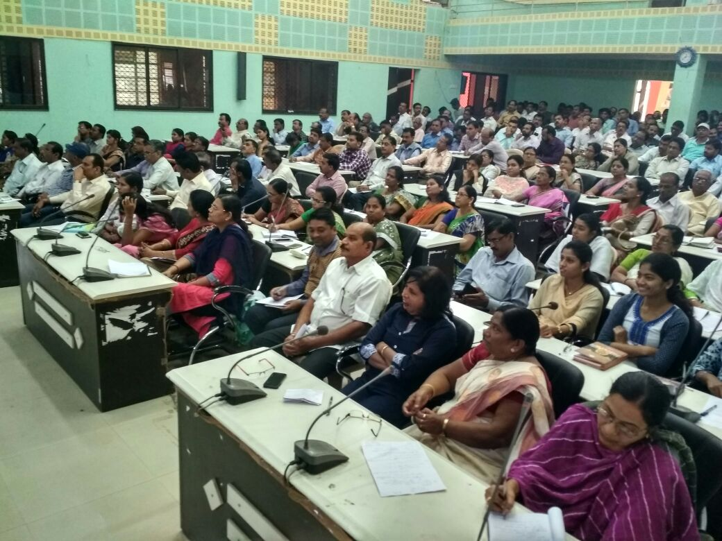 Joint director accounts and treasuries nagpur workshop on online pension case at wardha by jdat - Post office joint account ...
