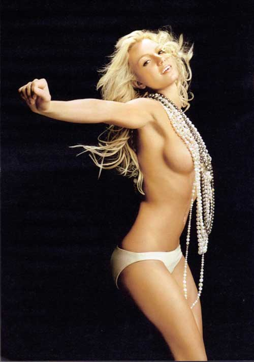 Britany spears nude shots