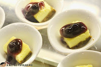 Blueberry Cheesecake - The Buffet International Cuisine