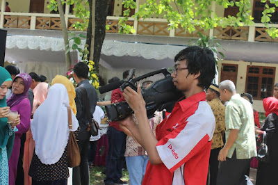 Teknik Dasar Dokumentasi Video Shooting Wedding/ Pesta Pernikahan (Part 1)