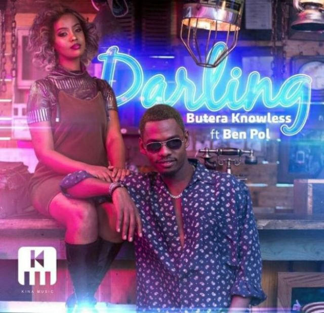 Butera Knowless Ft Ben Pol - Darling
