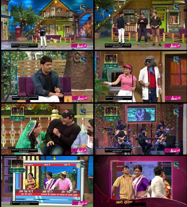 The Kapil Sharma Show 10 Sept 2016 HDTV 480p
