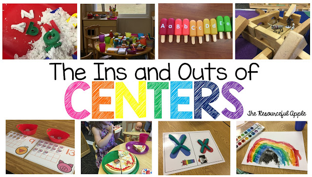 The Ins and Outs of Center Time