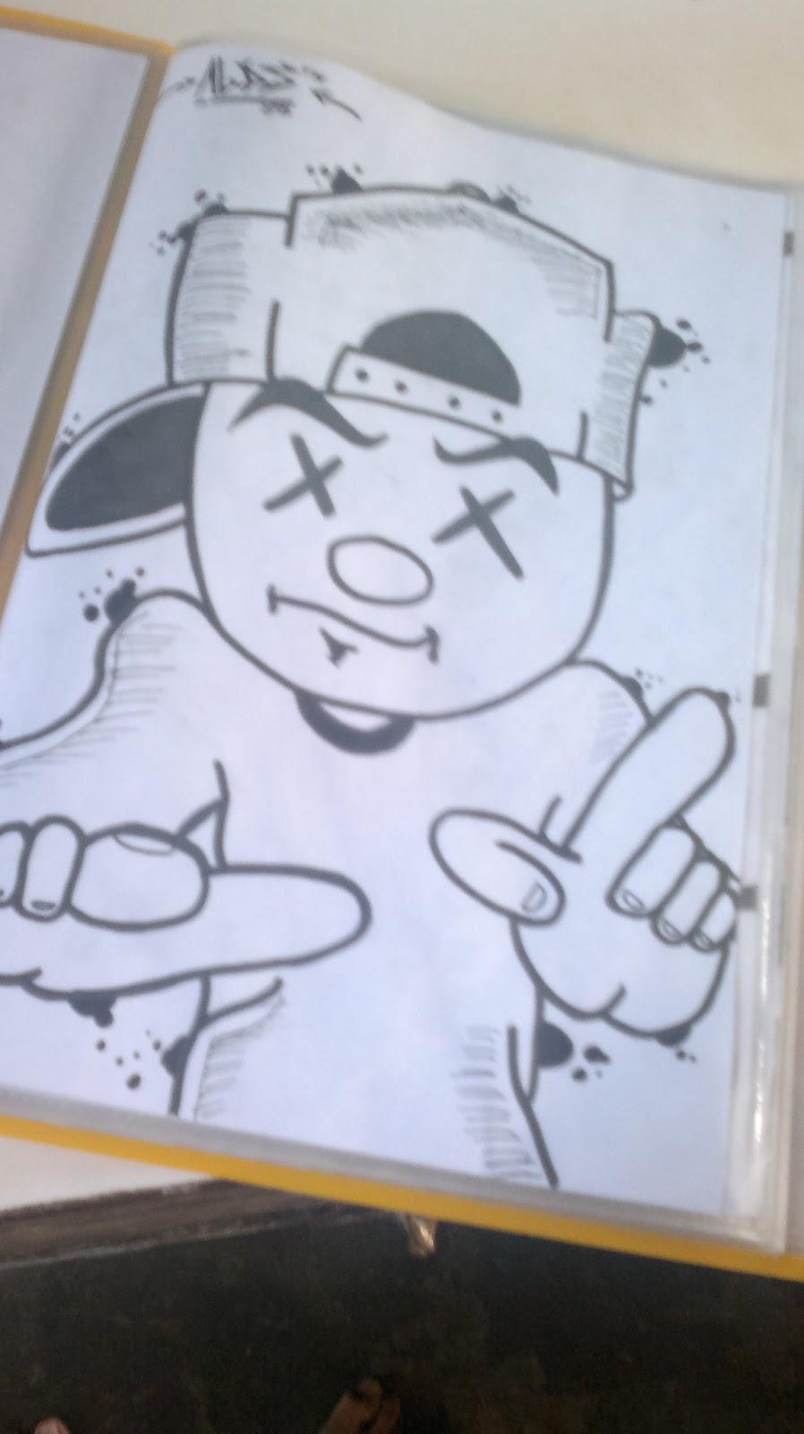 Gambar aldho alds04 sih mural nih koleksi gambar grafiti pake