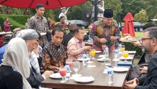 MUI Sebut Pemerintahan Jokowi-JK Tak Pernah Kriminalisasi Ulama