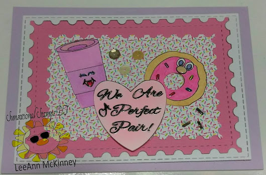 Spring CLBH with Sunsational Stamps