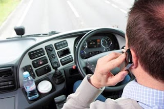 24-hour jail for using cell phone while driving in Saudi Arabia