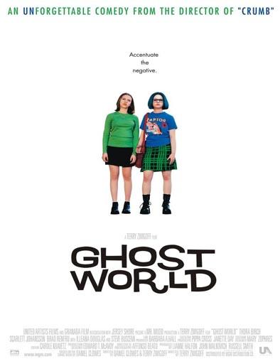 Ver Mundo fantasma (Ghost World) (2001) Online