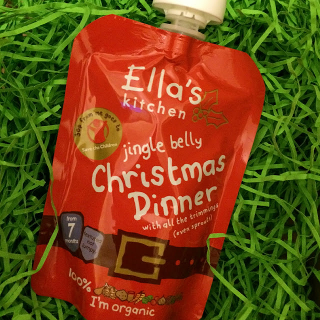 Ella's kitchen Jingle belly Christmas dinner