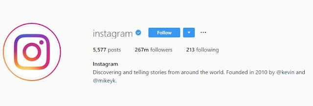Cara Memperkaya Followers Instagram Supaya Menjadi Selebgram Tanpa Aplikasi 10 Cara Memperkaya Followers Instagram Supaya Menjadi Selebgram Tanpa Aplikasi
