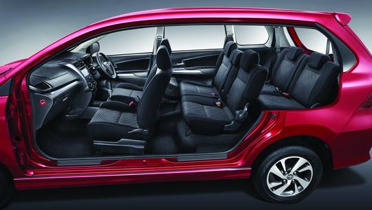 Grand New Avanza 2018 Tipe G Veloz 1.3 M/t Interior Toyota E Dan ...