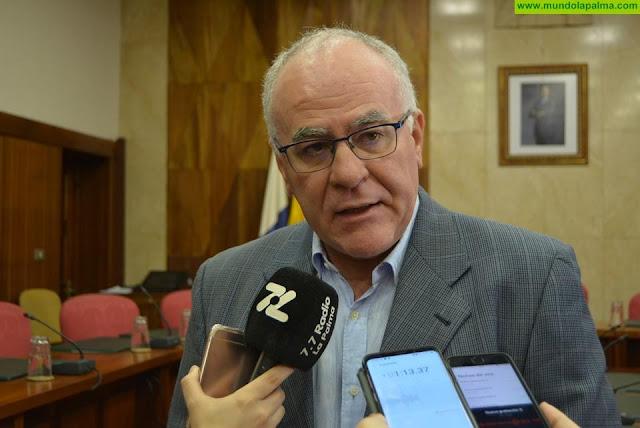 El Cabildo y el Consejo de Aguas impulsan la reactivación del pozo del Carmen