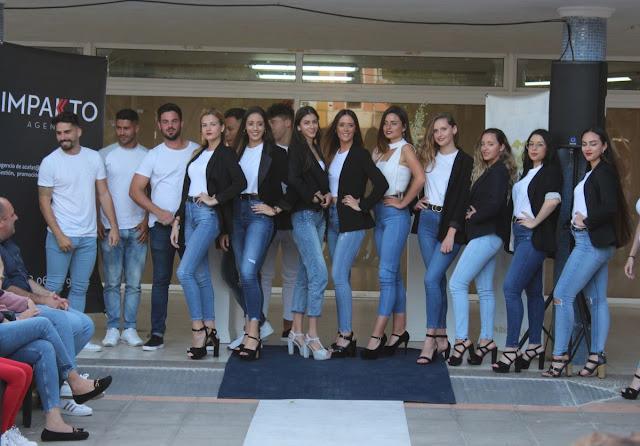 Los candidatos a Miss World Spain Fuerteventura y Mister Internacional Spain Fuerteventura 2019 visitan el Ayuntamiento de Puerto del Rosario