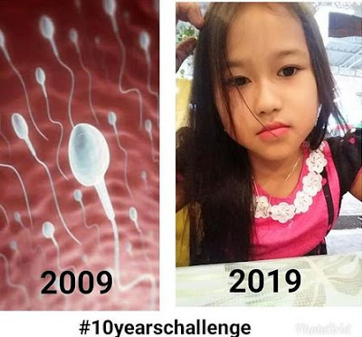 10 Year Challenge funny meme pictures